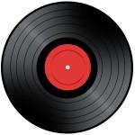 זהו תקליט ויניל שחור ילדים